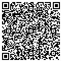 QR code with M & M Assoc Inc contacts
