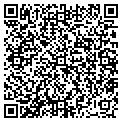 QR code with J & L Auto Sales contacts