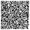QR code with G & R Roofing Company Inc contacts