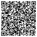 QR code with B & B Productions contacts