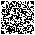 QR code with M & D Electric Inc contacts