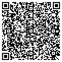 QR code with A & E Blind Company Inc contacts