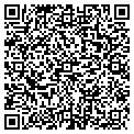 QR code with K & S Sharpening contacts