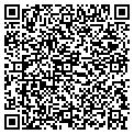 QR code with BJM Decorative Stucco Fence contacts