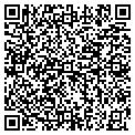 QR code with J & J Auto Parts contacts