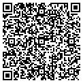 QR code with B K Lawn Scapes contacts