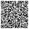 QR code with D & G Design Inc contacts