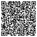 QR code with C&C Trucking contacts