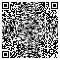 QR code with J Georgine contacts