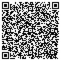 QR code with J & A Tenting Fumigation contacts