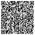 QR code with B J's Flowers & Plants contacts