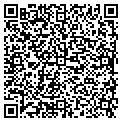 QR code with D & D Painting & Pressure contacts