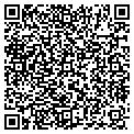 QR code with B & B Electric contacts