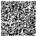 QR code with DFK Distributors Inc contacts