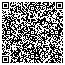 QR code with E & S Diversified Service contacts