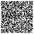 QR code with T & T Manufacturing Inc contacts
