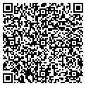 QR code with V & V Construction Inc contacts