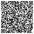 QR code with R & R Classic Boats contacts