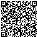 QR code with C & C Executive Barber Shop contacts