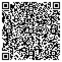 QR code with C V's Family Foods contacts