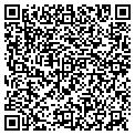 QR code with H & M Discount Food & Grocery contacts
