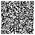 QR code with W Martin Underwood DC PA contacts