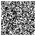 QR code with G & F Manufacturing Inc contacts