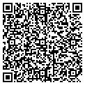 QR code with H & H Finishers Inc contacts