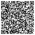 QR code with Monicas Inc contacts