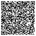 QR code with Hammocks Veterinary Hospital contacts