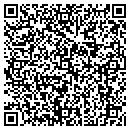QR code with J & D Heating & Air Conditioning contacts