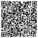 QR code with S & H Contractors contacts