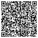 QR code with James KASH Concrete contacts