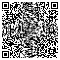 QR code with Q & R Charters contacts
