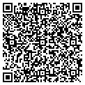 QR code with James A Napier Jr Do PA contacts
