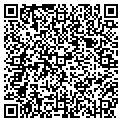 QR code with F & B Stucco Assoc contacts