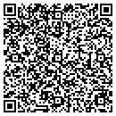 QR code with B & M West Construction Co-Tx contacts