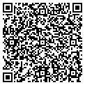 QR code with C & C Custom Wood Creations contacts