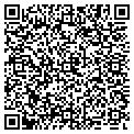 QR code with A & A Hurricane Film & Tinting contacts