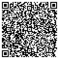 QR code with R J Landscape Contractors contacts