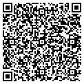 QR code with All American Sweeping contacts