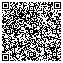 QR code with J & M Specialty Mailing Corp contacts