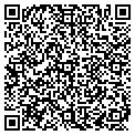 QR code with Lamons Lawn Service contacts