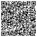 QR code with Hamilton W Scott contacts