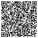 QR code with A & H Trucking contacts