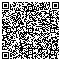 QR code with S & H Mobile Home Sales Inc contacts