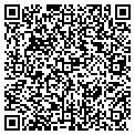 QR code with M & M Supermartket contacts