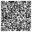 QR code with R & R Pool & Darts contacts
