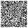 QR code with R K Adams Construction Inc contacts