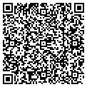 QR code with C M Boomers contacts